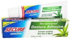Secure Sensitive Denture Adhesive