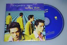 Alejandro Sanz – Si Hay Dios (Version Gospel). CD-SINGLE PROMO