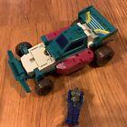 Joyride w/Hotwire G1 Transformers Vintage Powermaster 1988