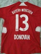 *Bayern Munich Landon Donovan Usa Soccer Jersey Shirt Camiseta Trikok Ultra Rare