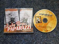 Lady Gaga - Paparazzi THE REMIXES Maxi-CD