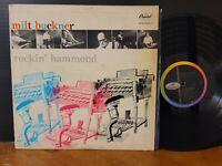 Milt Buckner - Rockin' Hammond Vinyl LP Mickey Baker / Everett Barksdale Guitar
