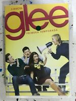 GLEE PRIMERA 1ª TEMPORADA 7 x DVD ESPAÑOL INGLES ... PAL AM