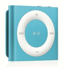 Apple iPod shuffle 4th Generation (2GB) - Blue