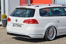 Heckansatz Diffuseur Spoiler coins latéraux en ABS pour VW Passat 3 C b7 R-Line