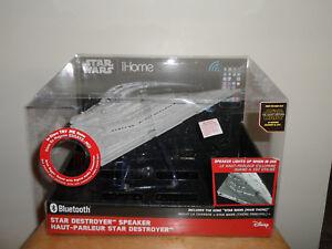 Disney iHome Star Wars Star Destroyer Bluetooth Speaker