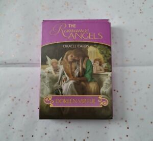 Doreen Virtue The Romance Of Angels Oracle Cards Pocket size