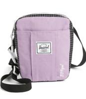 Herschel Supply Co Cruz Crossbody Bag Regal Orchid Purple/Black *BRAND NEW *TAGS