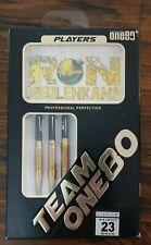 """Team ONE80 Ron """"The Bomb"""" Meulenkamp 95% Tungsten Steel Tip Darts - 23 gr"""