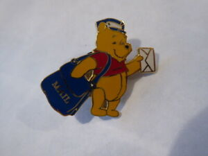 Disney Trading Pins 1466 Mail Carrier - Winnie The Pooh
