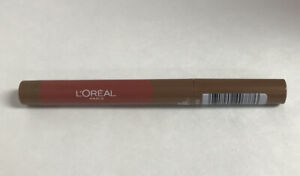 L'ORÉAL Paris INFALLIBLE MATTE LIP CRAYON-502 SWEET & SALTY-Free Shipping!