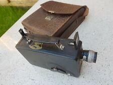 Vintage Cine Kodak BB Junior Camera with Case