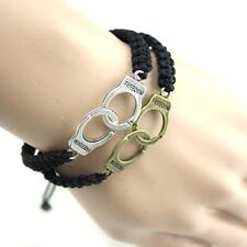 Simple Fashion Handcuff Bracelet Couples & Friends Gifts Fashion Hand Weave UNO