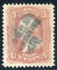 US Stamp #94 3c Washington, PSE Cert - Used