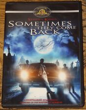 STEPHEN KING'S SOMETIMES THEY COME BACK 1991 RARE  OOP USA R1 DVD WITH SUBTITLES
