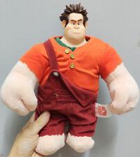 "Disney Wreck-it Ralph Ralph 11"" Stuffed Plush Toy Dolls NEW"