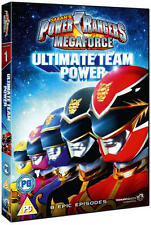 Power Rangers - Megaforce: Ultimate Team Power [DVD]