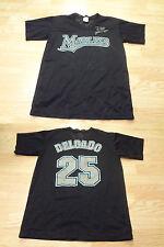 Youth Florida Marlins Carlos Delgado XL (18/20) Jersey