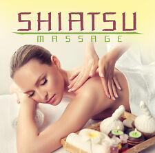 CD Shiatsu Massage Relax With Music