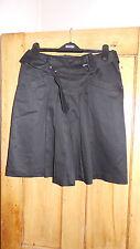 Womens Black Skirt - Size 12