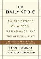 THE DAILY STOIC: 366 Meditations on Wisdom, Perseverance,(0735211736)