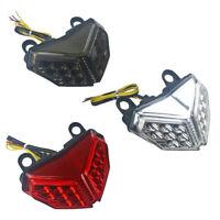 Integrated LED Brake Tail Light Turn Signal For Ducati 1098 1198/S/R 848/EVO