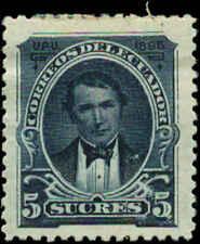 Ecuador Scott #54 Mint No Gum