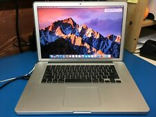 """Apple MacBook Pro 15"""" late 2011 A1286 2.2GHz i7 4Gb RAM unibody Graphic issue"""