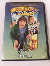 Dude, Wheres My Car (DVD, 2009, Widescreen Sensormatic)