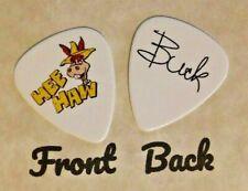 BUCK OWENS band logo signature guitar pick  -W