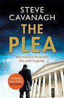 The Plea: Eddie Flynn Book 2,Steve Cavanagh- 9781409152354