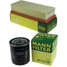 MANN-FILTER PAKET Rover 400 Hatchback RT 414 Si 800 XS 820 Sport 16V Turbo RF