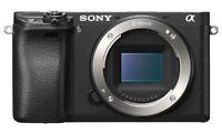Sony Alpha 6000 ILCE6000 A6000 schwarz Gehäuse Body Sony-Fachhändler Ausstellung