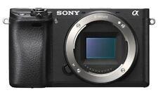 Sony Alpha 6000 ILCE 6000 a6000 negro carcasa body Sony-distribuidor exposición