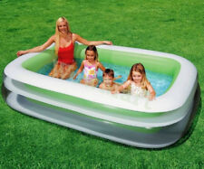 NEW Intex Inflatable Swim Center Family Pool -2.62m (#56483) free postage