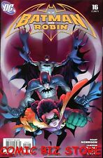 BATMAN AND ROBIN #16 (2011) 1ST PRINTING BAGGED & BOARDED DC