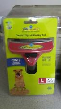 Furminator Curved Large Dog Brush