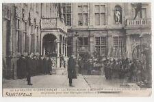 WW1, Ramscapelle, Les Turcos, Le Roi Albert Postcard, B382
