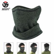 Warm Clothes Winter Fleece Wool Neck Warmer Half Face Mask Winter Cationic Wool