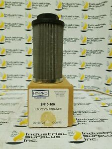 Hy-Pro Suction Strainer SN10-100 20100725 *FREE SHIPPING*