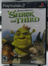 New listing Shrek the Third (Sony PlayStation 2 Ps2) Complete!