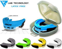 RDX MMA Boxing Mouthguard Teeth Protector Gum Shield Mouth Guard Mouthpiece Case