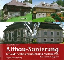 Johann Rathmanner - Altbau-sanierung