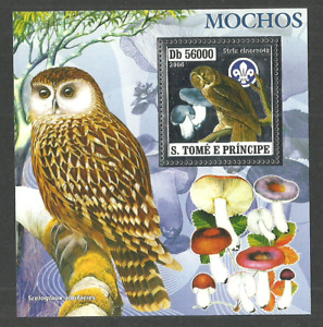 BIRDS OWLS KINGFISHERS PELICANS PENGUINS PUFFINS SCOUTS M/SHEETS MNH