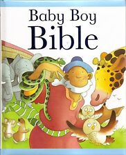 Baby Boy Bible (2007, Hardcover) ~ GIFT QUALITY COPY