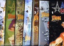 Alan Moore AMERICA'S BEST COMICS Sammlung 1 2 3 4 5 6 7 komplett NEUWERTIG