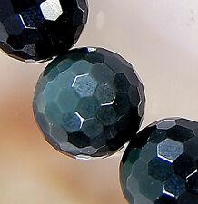 """Verde calcedonia piedras preciosas suelto bolas 15/"""" lotes colorido encanto Redondo Craft 1 un"""