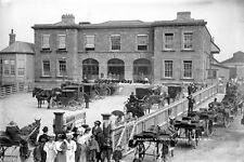 rp15535 - Limerick Railway Station , Co Limerick , Ireland - photograph 6x4
