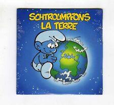 CD SINGLE (NEW) SCHTROUMPFONS LA TERRE NATHALIE LHERMITE