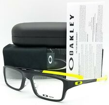 NEW Oakley A Chamfer RX Asian Fit Frame Satin Black Retina Burn OX8045-0753 53mm